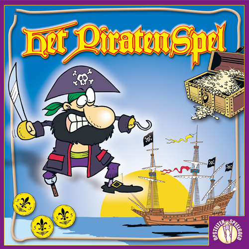 Het Piratenspel
