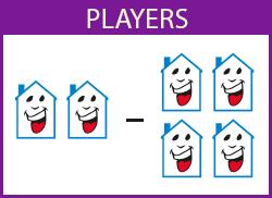 spelers mijn huis